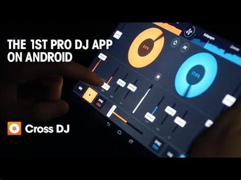 dj android 187 software mixvibes cross dj para android