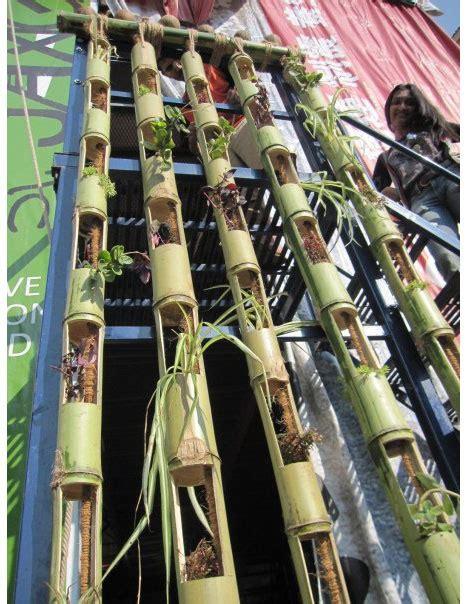 Bamboo Garden Trellis Bamboo Vertical Planter Urbanflora