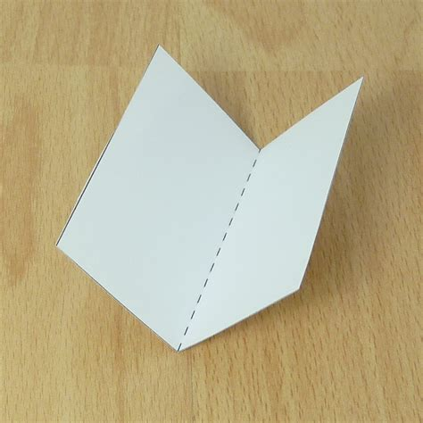 Folding Of Paper - construction advises for paper models of polyhedra