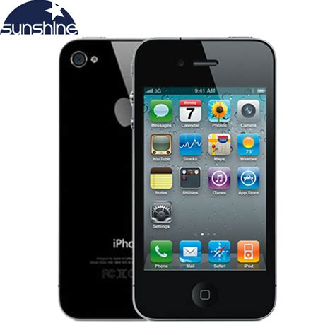 iphone4 unlocked original apple iphone 4 mobile phone 3 5
