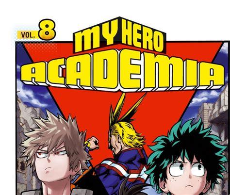 libro my hero academia 6 rese 241 a de my hero academia 6 a 8