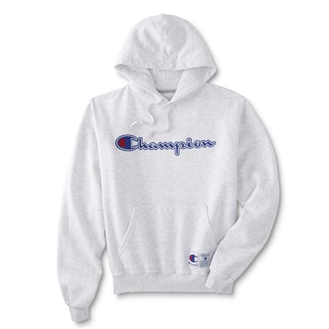 champion young men s embroidered hoodie shop your way online shopping amp earn points on tools