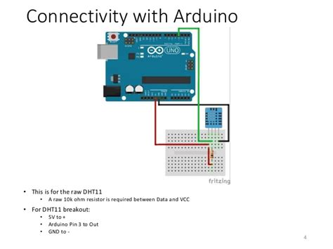dht22 pull up resistor arduino dht11 with arduino
