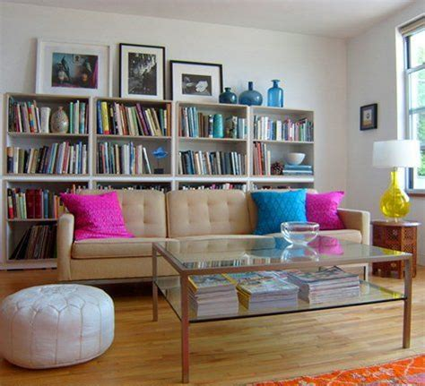 the 25 best ideas about bookcase sofa on