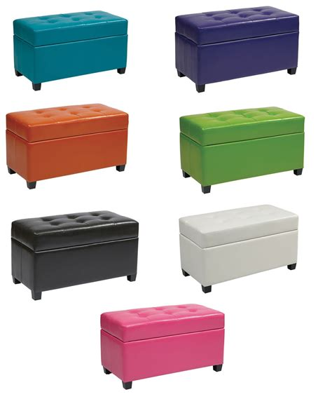 32 inch storage bench on sale 32 wide vinyl storage ottoman bench toy chest