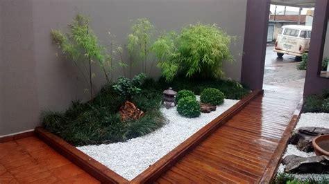 imagenes de jardines adornados con piedras fotos de jardins modernos projeto paisagismo homify
