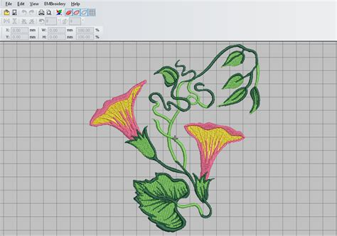 embroidery design management software software to see the embroidery designs free design