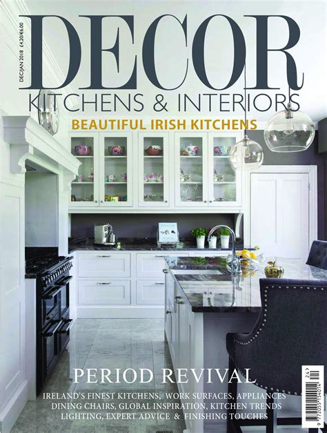 decor kitchens interiors dec 2017 jan 2018 free pdf