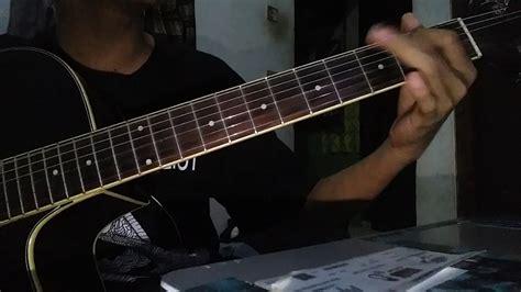 belajar kunci gitar gebi tinggal kenangan chord gitar gaby tinggal kenangan alvians youtube