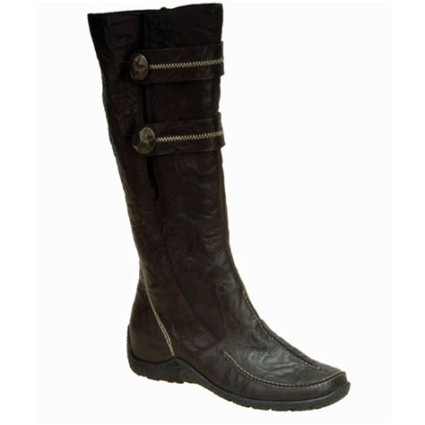 rieker astrid s warmlined boots charles clinkard
