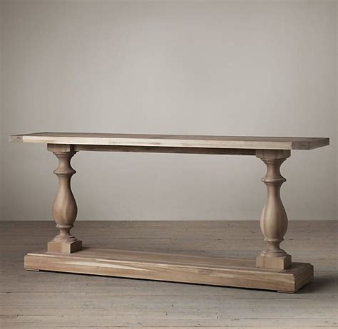 Restoration Hardware Console Table 17th C Monastery Console Table Console Tables Restoration Hardware Projects To Try