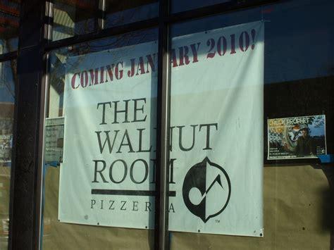 walnut room broadway walnut room pizzeria coming january 2010 to broadway baker now south denver