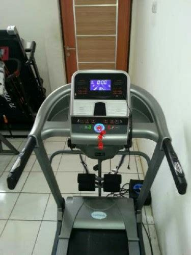 Treadmill Elektrik Multifungsi Tl 622 Murah Bisa Bayar Di Rumah 3 harga treadmill elektrik murah jual treadmill murah toko alat fitness bandung jakarta bali