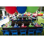 Karas Party Ideas PJ Masks Superhero Birthday