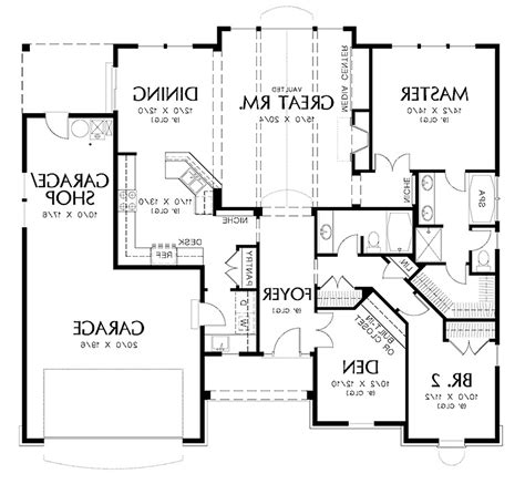 architectural styles drawing which should