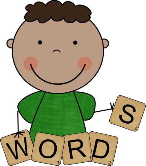 clipart for word writing clipart clipartion