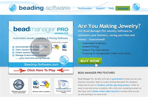 bead manager jewelry designer manager deluxe software style guru