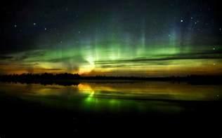 Aurora Landscape Lighting - aurora borealis wallpapers hd wallpaper cave