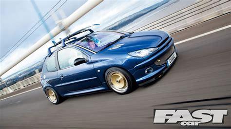 peugeot fastest car euro peugeot 206 hdi fast car