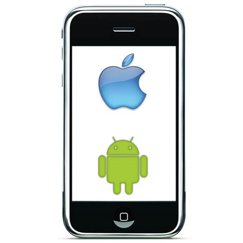 android or iphone android 2 2 running on iphone 3g