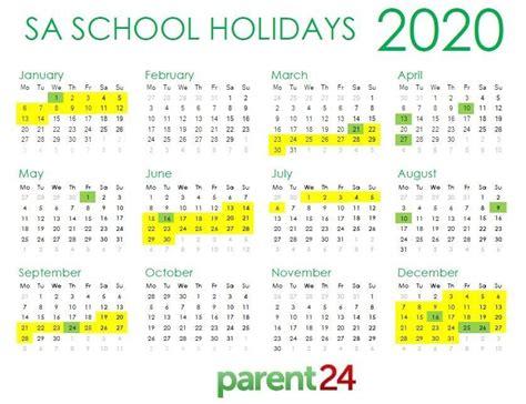 heres   school holiday calendar parent calendar
