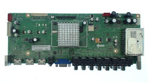 Westinghouse TV Model VR-4085DF Main Audio/Video Board ... Westinghouse Tv Parts