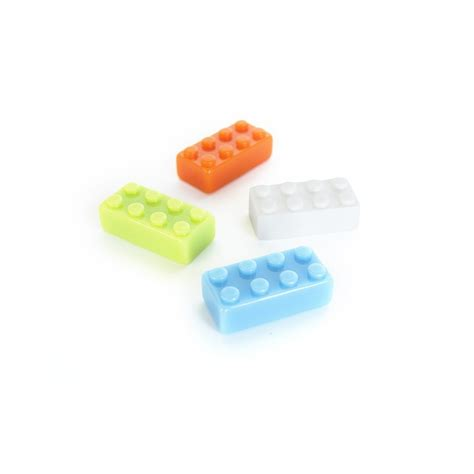 Assortment Of Four Magnets assorted popular shape office magnets big brick