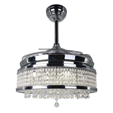 ceiling fan with foldable blades best 25 ceiling fan chandelier ideas on