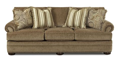 fringe sofa tolbert traditional sofa with rolled arms and fringe