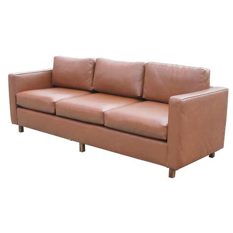 vintage three seater knoll pfister style sofa ebay