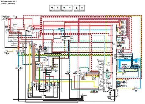 yamaha fz 600 wiring diagram wiring diagram manual