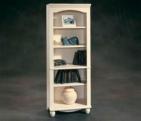 black friday harbor view five shelf bookcase antiqued