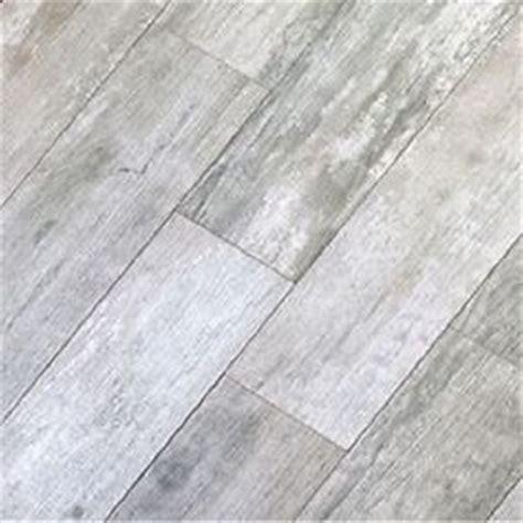 Vinyl Flooring Looks Like Ceramic Tile by Gray Vinyl Flooring That Looks Like Wood 35 Sq Ft 8x48