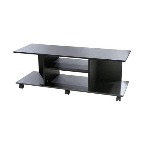 mueble wengue tv mueble para tv de 40 pulgadas acabado wengu 233 negro