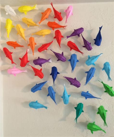 Origami Hanging Decorations - diy paper image 2830117 by ksenia l on favim