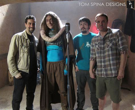 weird al yankovic youtube star wars cantina costumes may the 4th lucasfilm youtube videos