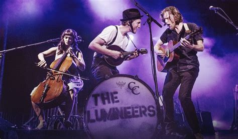 Cd Original The Lumineers Flowers In Your Hair the lumineers play homecoming shows at rocks photos
