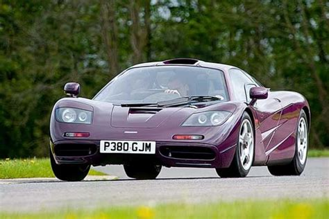 rowan atkinson s mclaren f1 up for sale classic and