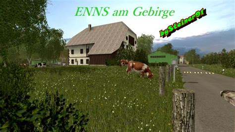 Livestock Heat Ls by Enns Am Gebirge Map V 1 0 Farming Simulator 2017 Mods
