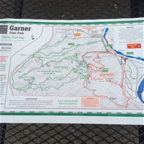 garner state park map atop baldy yelp