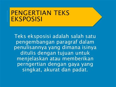 tesis teks eksposisi adalah teks eksposisi bahasa indonesia citra pramita