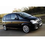 2009 Vauxhall Meriva  GM Authority