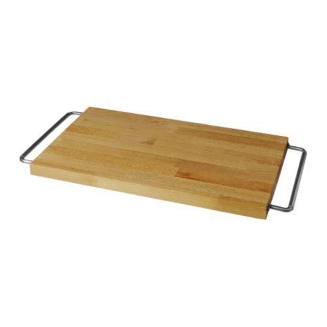 kitchen sink cutting board domsj 214 chopping board ikea