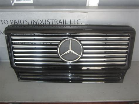 used auto parts mercedes mercedes grille 4638880016 used auto parts