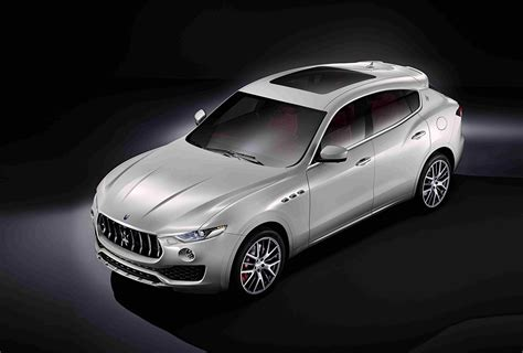 New Maserati Suv by Maserati S Suv Will Be Diesel Only For The Uk By Car