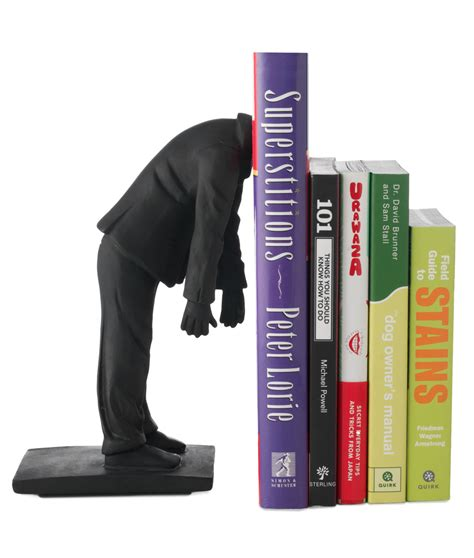 Bookend bookends a little old fashioned