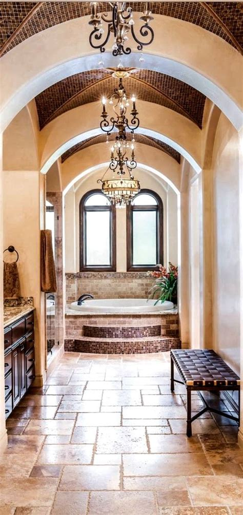 Spanish Tile Bathroom Ideas 25 mediterranean bathroom designs to cheer up your space