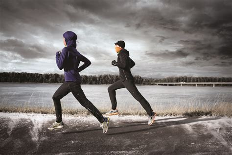 From The To Running by Embrace The Cold The Nike 2011 Running Collection