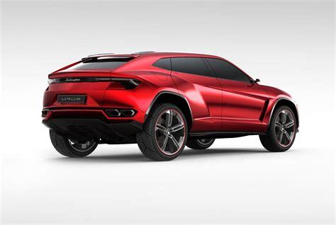 Lamborghini Uros Sports Cars 2015 Lamborghini Urus 2015 Suv