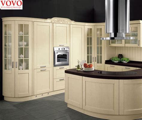 curved kitchen cabinets online buy wholesale curved kitchen cabinets from china